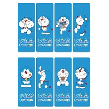 Doraemon anime pvc bookmarks set(5set)