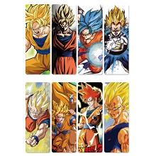 Dragon Ball anime pvc bookmarks set(5set)