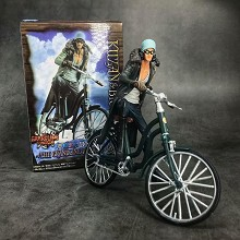 One Piece Kuzan anime figure