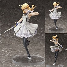 Fate Saber Lily anime figure
