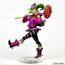 Fortnite Zoey acrylic figure