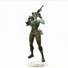 Fortnite acrylic figure