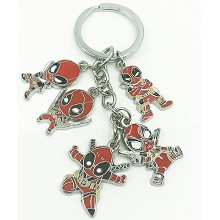 Deadpool key chain