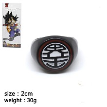 Dragon Ball anime ring
