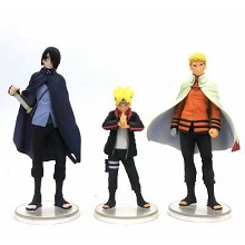 Naruto anime figures set(3pcs a set)