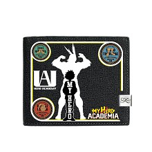 My Hero Academia anime wallet