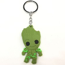 Guardians of the Galaxy Groot key chain