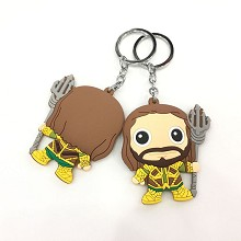 Aquaman key chain