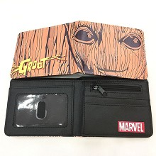 Guardians of the Galaxy groot Overwatch wallet