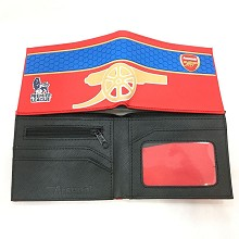 Arsenal silicone wallet