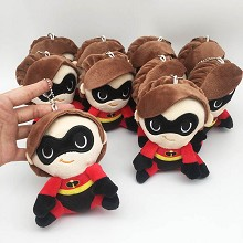 5inches The Incredibles plush dolls set(10pcs a se...