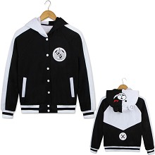 Dangan Ronpa cotton thin hoodie