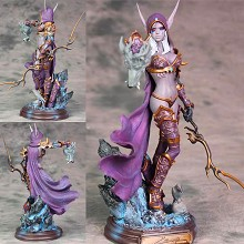 Warcraft Sylvanas Windrunner figure