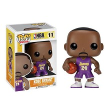 FUNKO POP 11 NBA Kobe figure