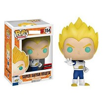 Funko POP 154 Dragon Ball Vegeta anime figure