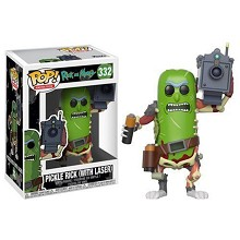 Funko POP 332 Rick and Morty anime figure
