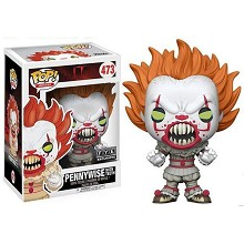 Funko POP 473 Pennywise FY anime figure