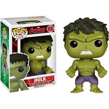 Funko POP 68 Hulk anime figure