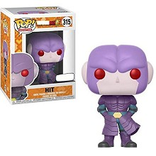 Funko POP 315 Dragon Ball HIT anime figure