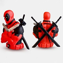 Deadpool figure doll money box