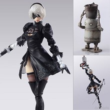 Play Arts NieR:Automata 2b figure