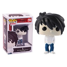 Funko POP 218 Death Note L figure