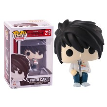 Funko POP 219 Death Note L figure