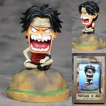 One Piece GK ACE anime figure