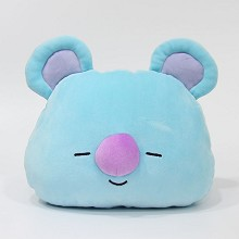 BTS plush doll pillow 30*22CM