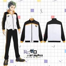 Re:Life in a different world from zero Natsuki Subaru sweater hoodie
