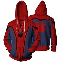 The Avengers Spider man 3D printing hoodie sweater cloth