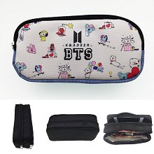 BTS pen bags or wallet