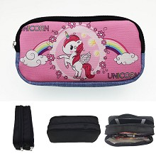 Unicorn pen bags or wallet
