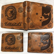 Dangan Ronpa anime wallet