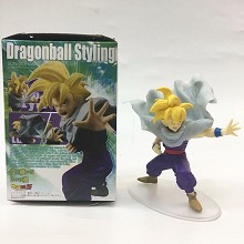 Dragon Ball Son Gohan anime figure