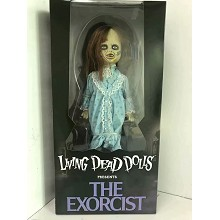 Living Dead Dolls The Exorast figure