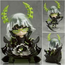 Q style DM TV black rock shooter anime figure 292#