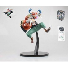 One Piece Buggy anime figure