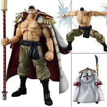 One Piece MH Edward Newgate anime figure