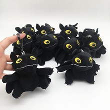 4inches How to Train Your Dragon anime plush dolls...
