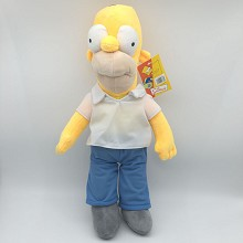 17inches The Simpsons anime plush doll
