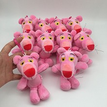 5inches Pink Panther anime plush dolls set(10pcs a...