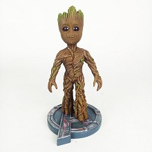 Guardians of the Galaxy groot resin figure