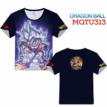 Dragon Ball anime modal t-shirt
