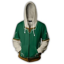The Legend of Zelda hoodie sweater cloth