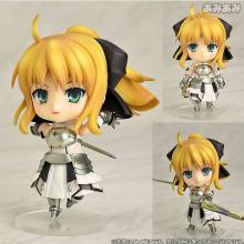 Fate Stay Night saber lily figure 77#