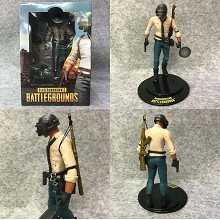 Playerunknown's Battlegrounds figure