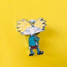 The other cartoon anime brooch pin