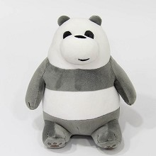4inches We Bare Bears plush doll