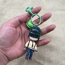 Playerunknown's Battlegrounds figure doll key chai...